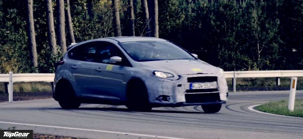 Ford Focus RS atd