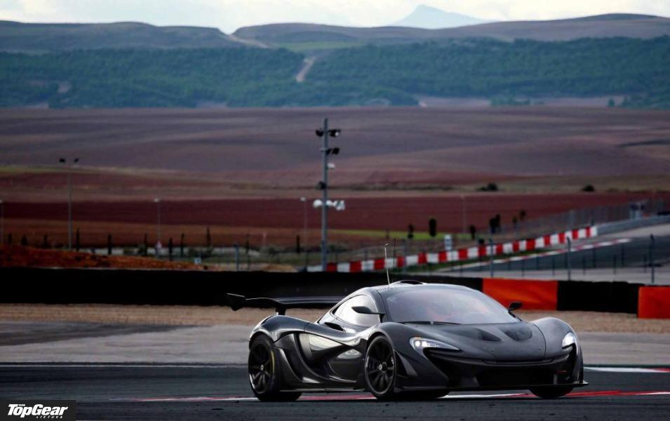 McLaren P1 GTR2
