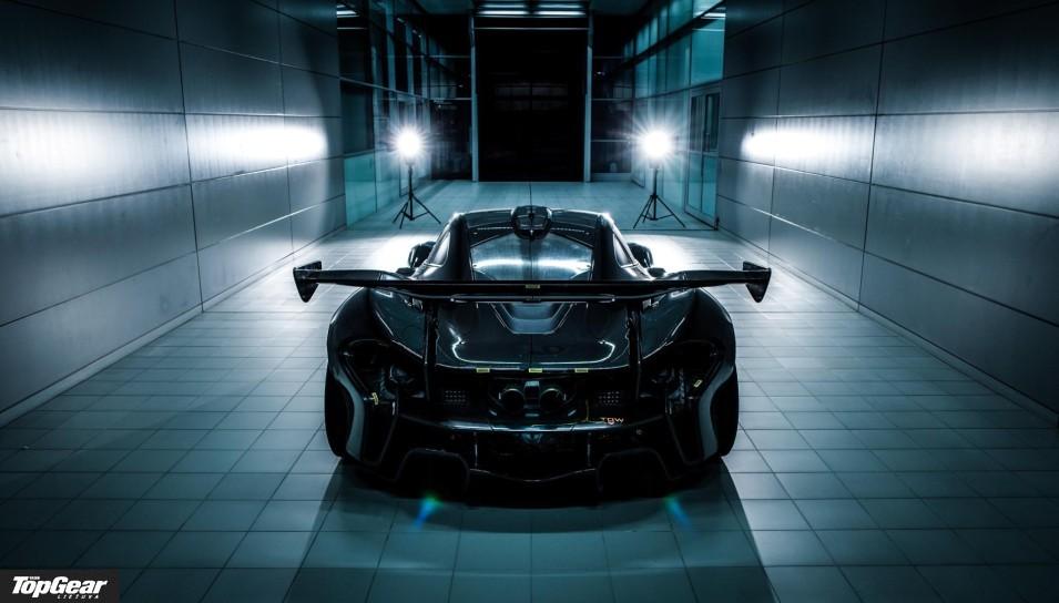 McLaren P1 GTR3