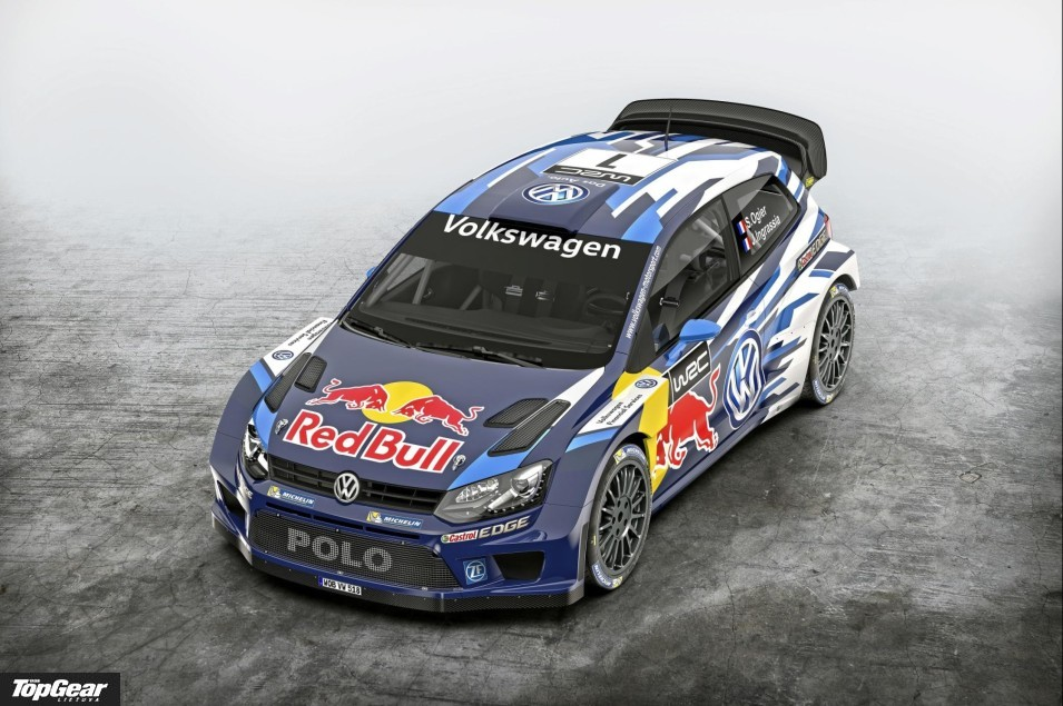 Polo R WRC2