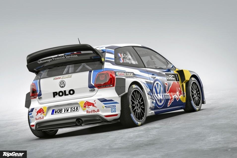Polo R WRC3