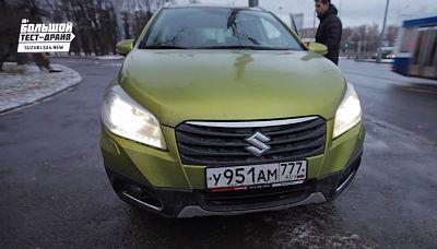 Suzuki SX4 New_atd