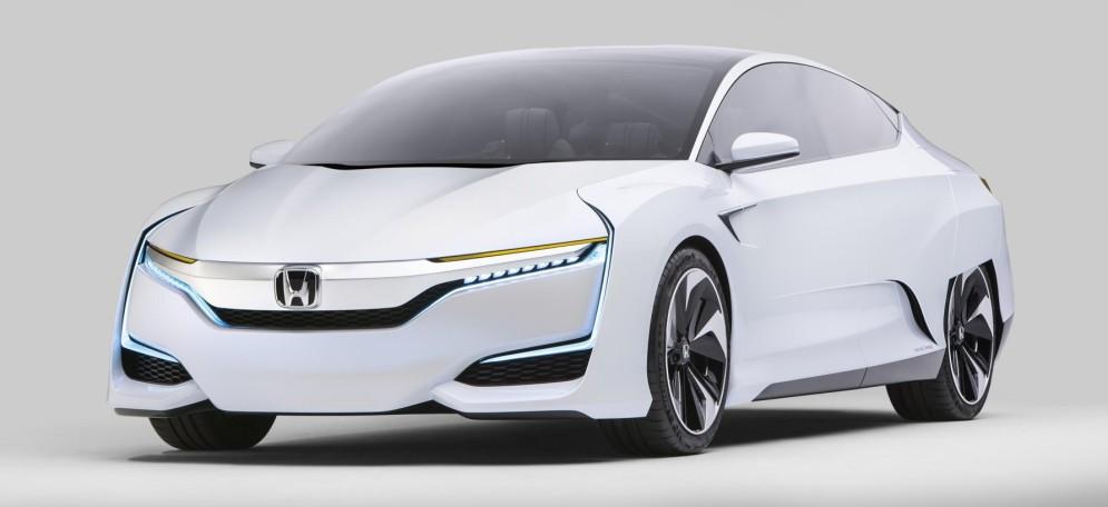 Honda FCV в 2016 году