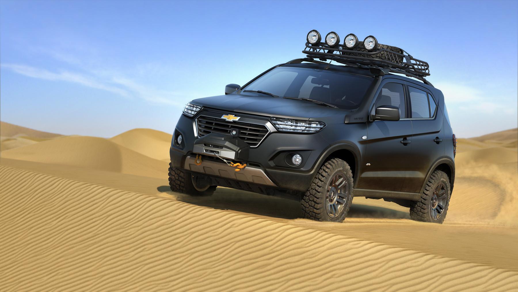 Сроки выпуска новой Chevrolet Niva могут сдвинуться