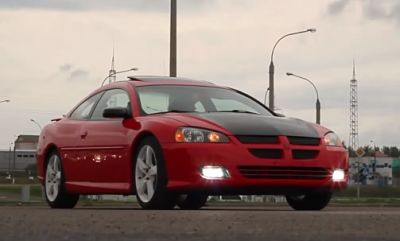 Dodge Stratus-atd