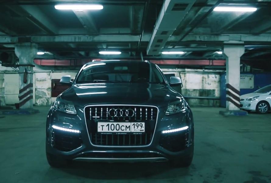 Audi Q7 V12 Patrick Hellmann