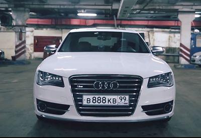 Audi S8 ABT-atd