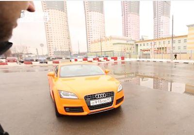 Audi TT - Большой тест-драйв