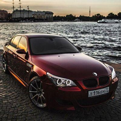 BMW M5 E60atd