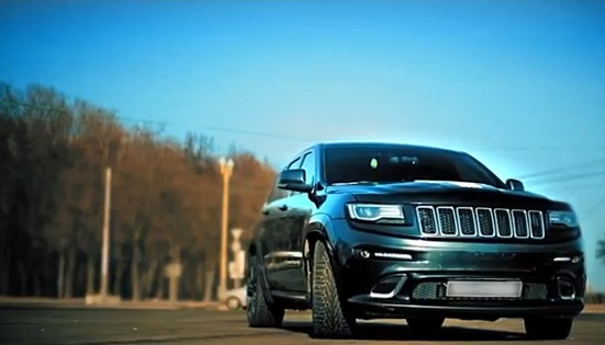 Jeep Grand Cherokee SRT 2014-atd