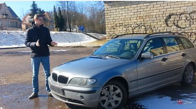 Test Drive BMW 3 E46 (320d)_atd