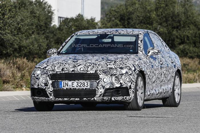 Audi A4_2016