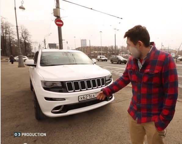 Jeep Grand Cherokee SRT8-min