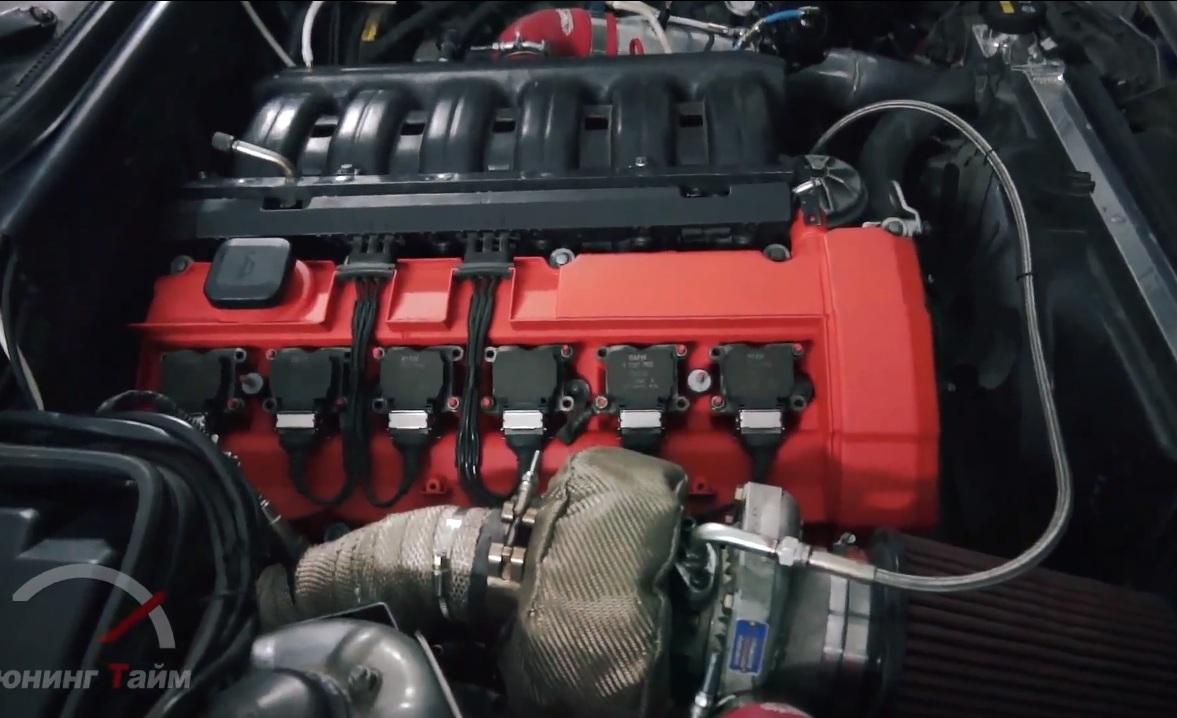 M50B25 Turbo