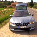 New Skoda Superb 2015-atd