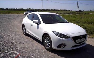 Тест Драйв Mazda 3 - Жорик Ревазов