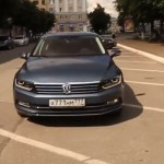 New Volkswagen Passat B8