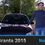 Lada granta 2015