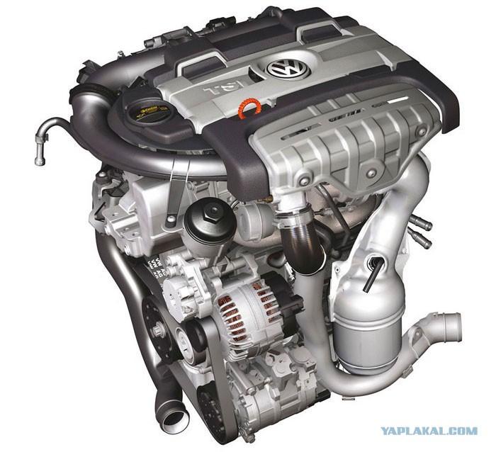 Audi 1.4 TSI -TFSI EA211