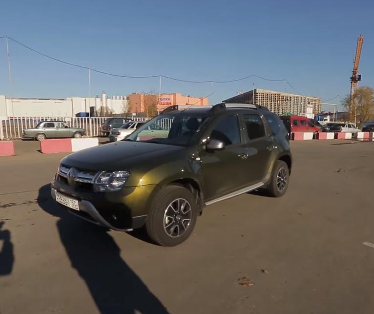 New Renault Duster - Большой тест-драйв