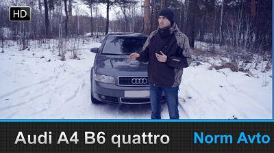 Audi A4 B6 quattro_opt