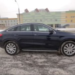 Mercedes-Benz GLE 400 COUPE 2015