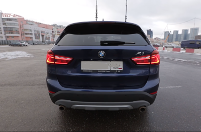 NEW BMW X1 2015-2016_opt