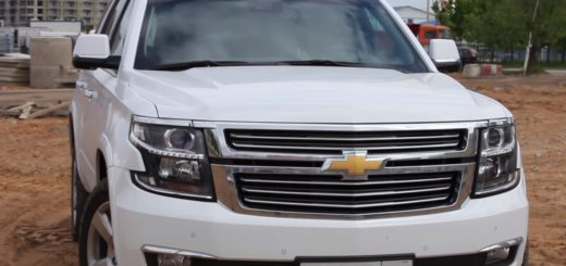 NEW CHEVROLET TAHOE 2015