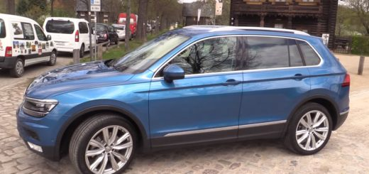 NEW VW TIGUAN 2016-2017