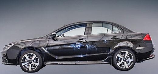 Новый Mitsubishi Lancer для китайского рынка