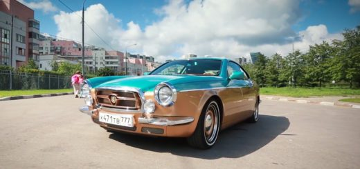 Vintage Bilenkin Classic Cars