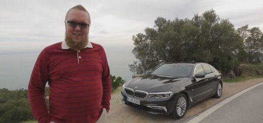 NEW BMW 5 SERIES 2017 G30