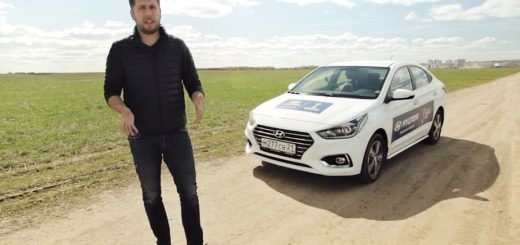 Тест драйв Hyundai Solaris - Антон Воротников