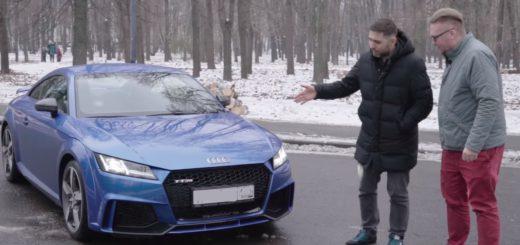 AUDI TT RS 2017 - БОЛЬШОЙ ТЕСТ ДРАЙВ