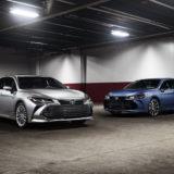 Огромный седан Toyota Avalon нового поколения которого в России не будет.