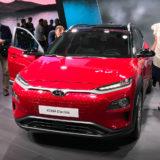 Электро автомобиль от Hyundai - Kona Electric