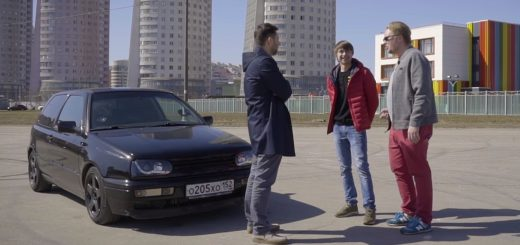 VW GOLF 3 VR6 - БОЛЬШОЙ ТЕСТ ДРАЙВ