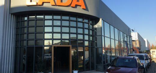 LADA возвращается на рынок Чили